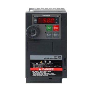 Convertidor de frecuencia VF-S15