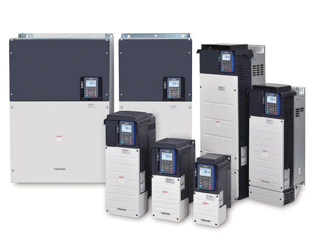 Grupo de convertidores Toshiba VF-AS3