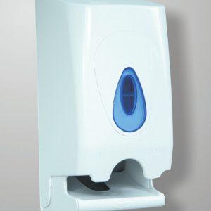 Dispensador de papel higiénico doble rollo