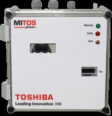 Cuadro de sobrepresión Toshiba