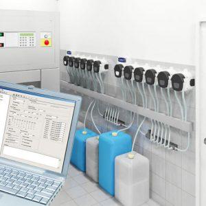 Software para control de lavanderías