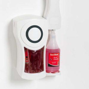 Dispensadores de jabón Ecomix armario con bolsa
