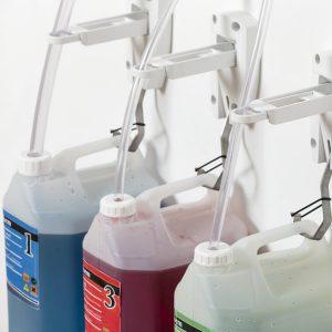 Dosificador de detergente Ecoshot system